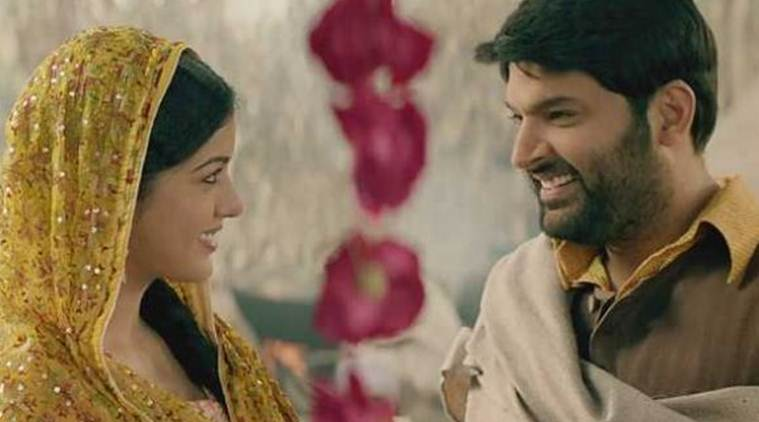 kapil sharma film firangi box office collection