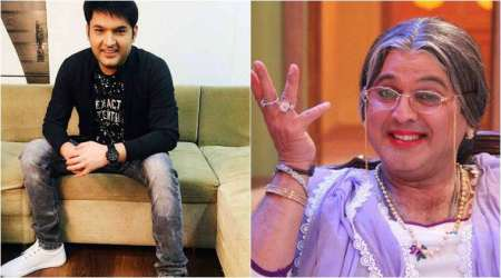 Kapil Sharma wishes Ali Asgar on his birthday, says you will always be my 'Dadi'