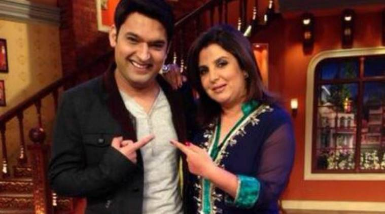 farah khan tweet for kapil sharma