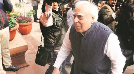 2G is a scam of lies of BJP, Vinod Rai should apologise to the nation: KapilSibal