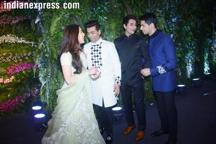 virat kohli anushka sharma wedding reception in mumbai photos