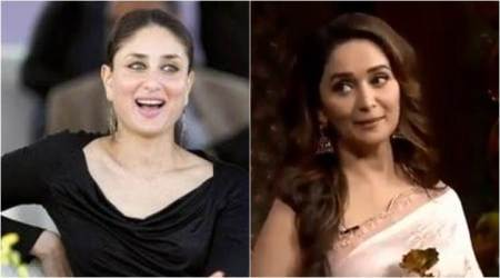 Madhuri Dixit's sweet message for Kareena Kapoor Khan will make your day