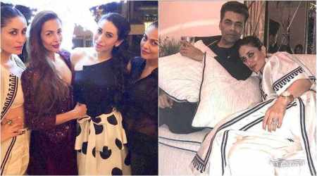 Malaika Arora rings in Christmas season with Kareena, Karisma and KJo. See inside photos