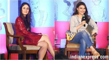 I feel small and lame in front of Soha Ali Khan: Kareena Kapoor