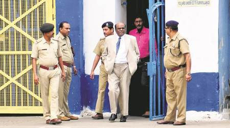 After 6 months, Justice C S Karnan walks out of prison