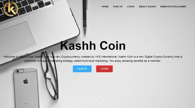 cryptocurrency fraud, online fraud, kashh coin, Bitcoin, Bitcoin fraud, delhi news, delhi crime, indian express news