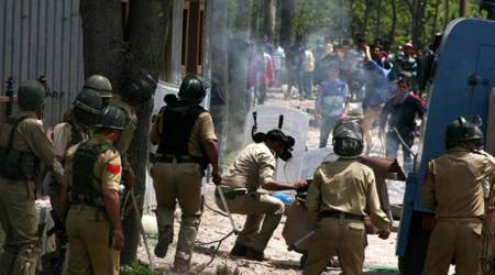 In J-K, 29 people died in lathicharge, 15 in firing, points NCRB data