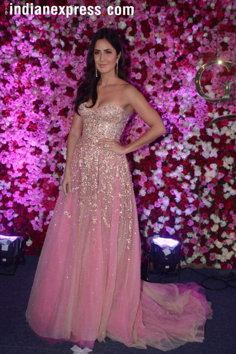 katrina kaif Lux Golden Rose Awards 2017