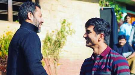 Kedarnath director Abhishek Kapoor has a heartwarming message for his 'Shambhoo' Sushant Singh Rajput