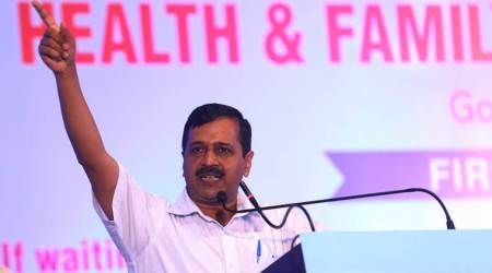 AAP relaunches itself in Maharashtra, Kejriwal accuses BJP of adopting 'divide and rule'