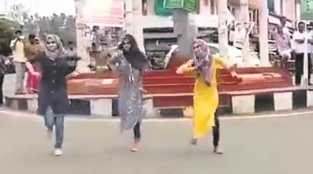 Kerala flash mob: Hijab-clad students trolled, women panel asks cops to act