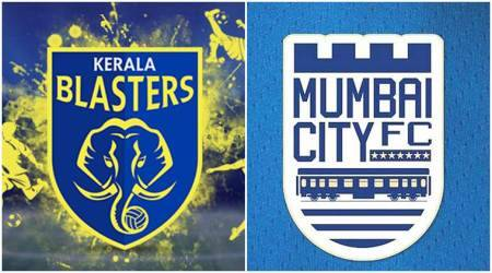Kerala Blasters to take on Mumbai City FC.