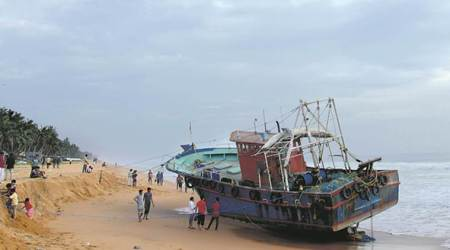 Cyclone Ockhi: In this Kerala village, they say, never seen sea this angry