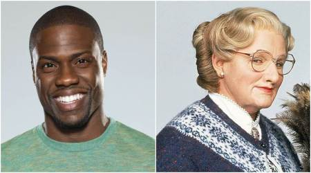 Kevin Hart wants to star in Mrs Doubtfire remake