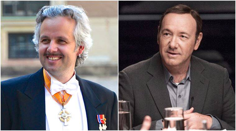 kevin spacey accused by norwegian royal of sexual harassment
