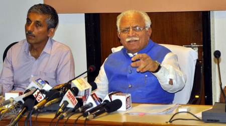 Manohar Lal Khattar, Khattar, Haryana CM, CVO, Chief vigilance officers, corruption, haryana government, Haryana news, Indian express news