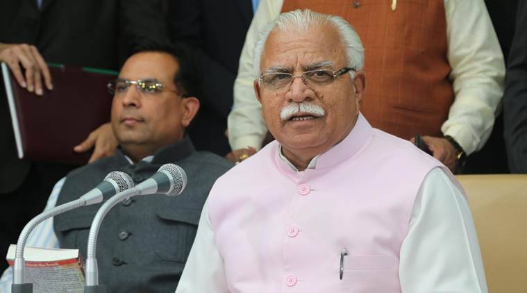 Haryana cabinet, rape victim below 12, death penalty for rape convict, manohar lal khattar, haryana news, indian express news