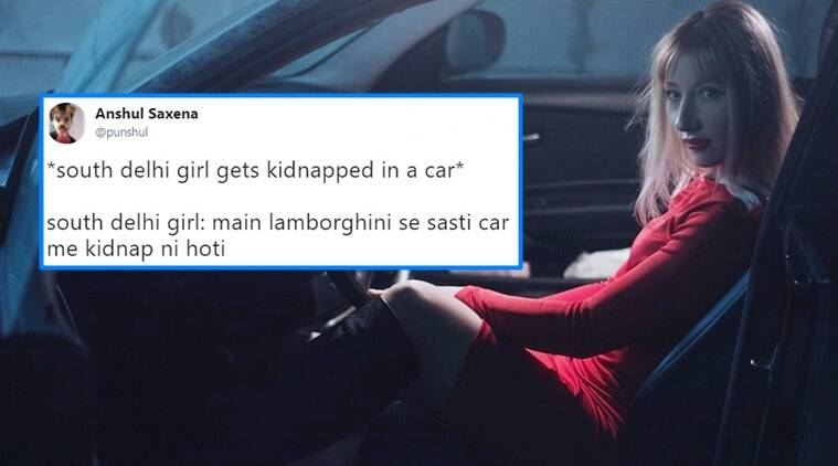 Twitter reactions, Get kidnapped jokes, memes on twitter, funny tweets, Indian express news
