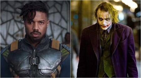 Black Panther's baddie Killmonger influenced by The Dark Knight's Joker