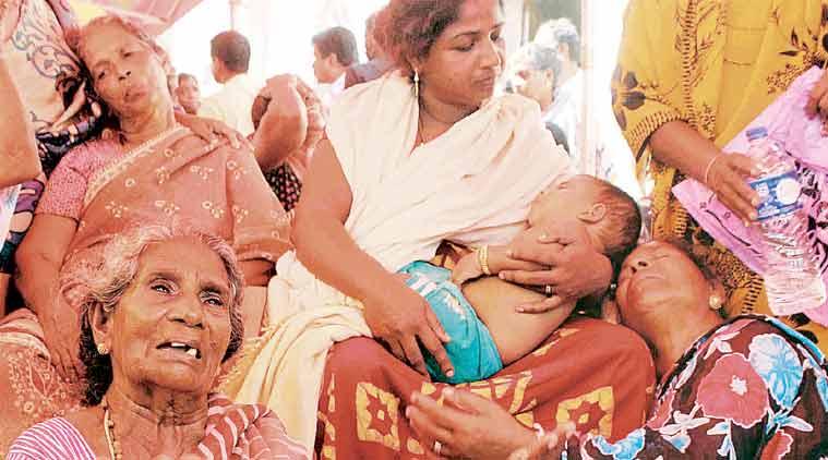 cyclone, cyclone ockhi, ockhi deaths, Kerala missing fishermen, kerala cyclone, pinarayi vijayan, indian express