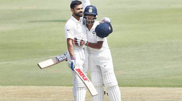 Virat Kohli's 2017: Top 10 centuries scored by the Indian captain this year