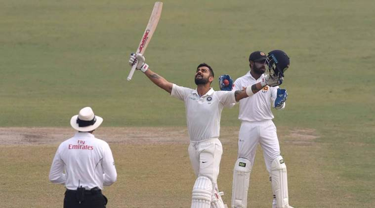 Virat Kohli surpasses Brian Lara with sixth Test double hundred as captain