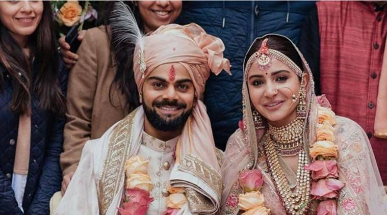 Anushka And Kohli Post Their First Honeymoon Pic