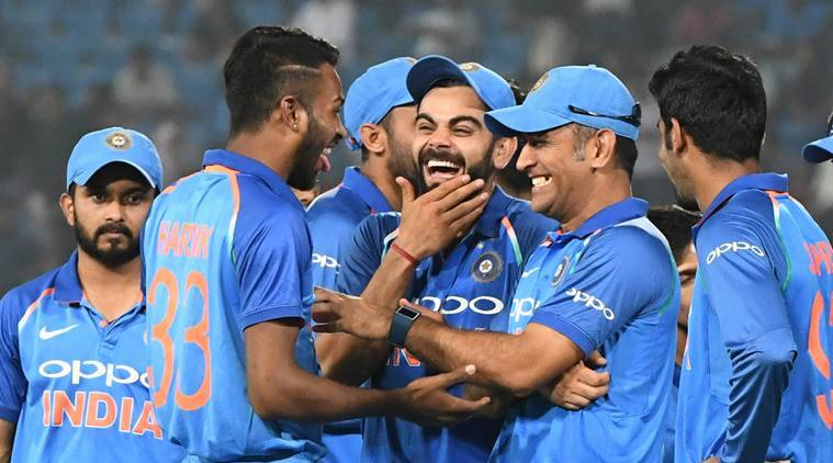 India ODI Squad for South Africa series