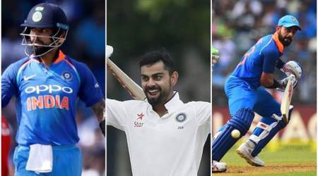 Virat Kohli, Virat Kohli runs, Virat Kohli batting, Virat Kohli photos, Virat Kohli pics, Virat Kohli India, Virat Kohli captain, Virat Kohli India captain, sports gallery, cricket, Indian Express