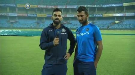 Virat Kohli thanks Indian Armed Forces for their sacrifices to protect the country, watch video