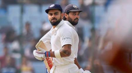 India vs Sri Lanka: Twitterati hail Virat Kohli, Murali Vijay for putting India in driver's seat on Day 1