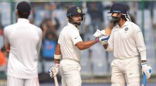 Ton by ton, India continue to dominate Sri Lanka