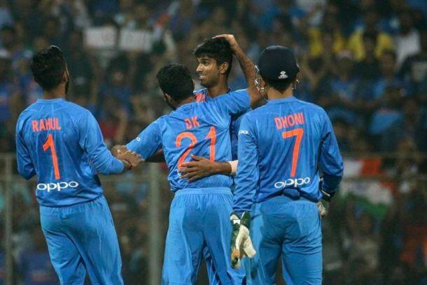 India register 3-0 win at Wankhede on Christmas eve