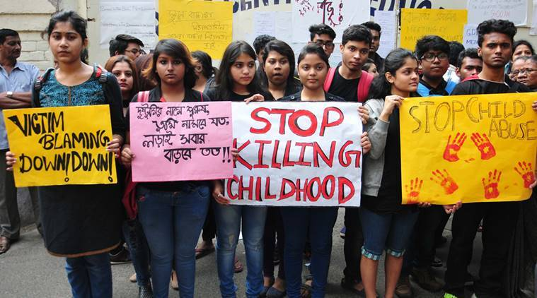 Kolkata molestation, kolkata school student assault, kolkata school sexual assault, indian express, kolkata news