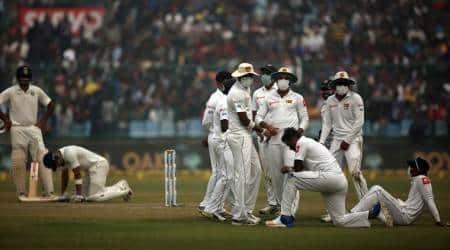 Delhi air pollution: Shame to see cricketers wear masks, says MamataBanerjee
