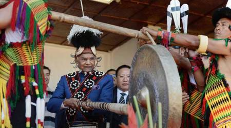 President Ram Nath Kovind: Confident of early agreement on Naga issue