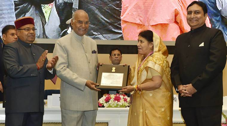National Awards for The Empowerment of Persons with Disabilities Presented
