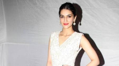 How 'foodie' Kriti Sanon keeps fit