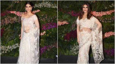 Kriti Sanon or Vaani Kapoor: Who wore the Manish Malhotra sari better at Virushka's Mumbai reception