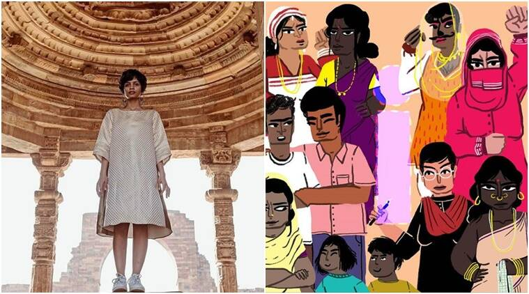 Feminism through comic illustrations: Kruttika Susarla on intersectionality and how personal is political