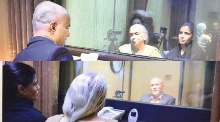 Kulbhushan Jadhav, Pakistan, Jadhav family, Kulbhushan Jadhav media coverage, Indian Express