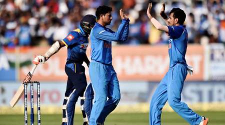 India vs Sri Lanka, 3rd ODI: Wrist-spinners Yuzvendra Chahal and Kuldeep Yadav spin India to series win over Sri Lanka