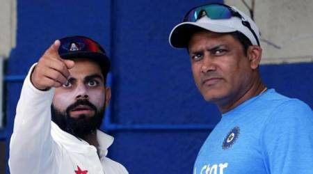 Virat Kohli, Anil Kumble, Virat Kohli Anil Kumble feud, Ramachandra Guha, CoA, sports news, cricket, Indian Express