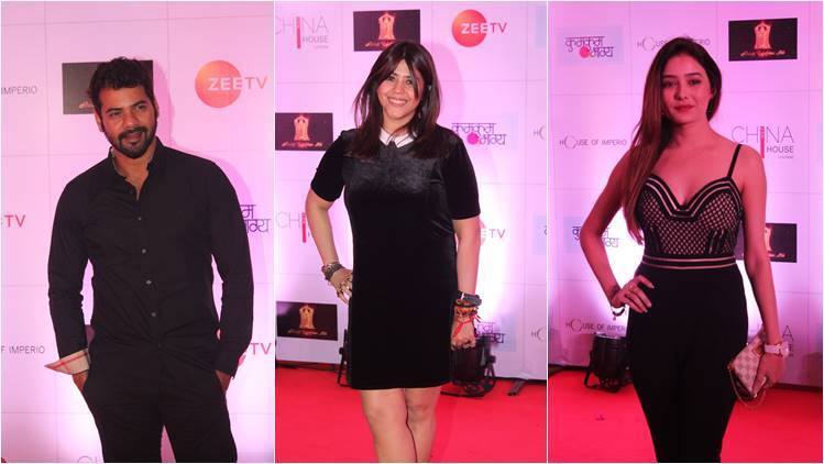 Kumkum Bhagya completes 1000 episodes: Ekta Kapoor throws a