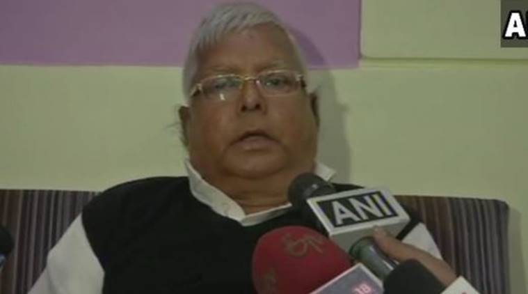 Lalu convicted in fodder scam, but RJD blames 'regime'
