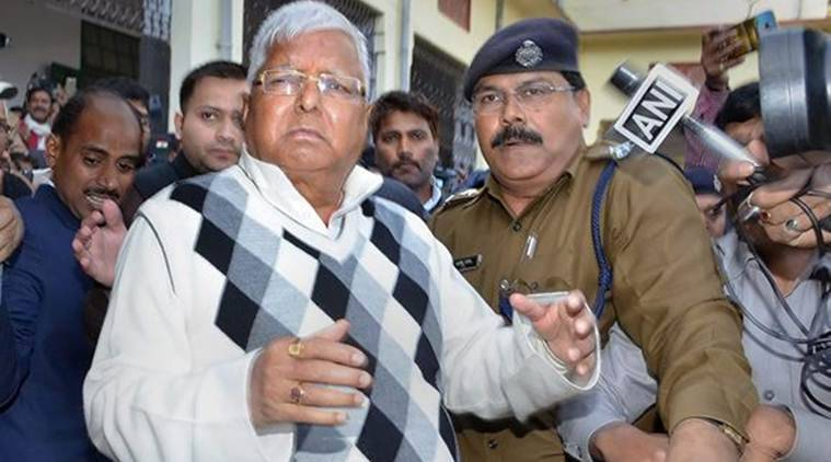Awaiting Lalu Prasad Yadav's sentence, family skips NY celebrations