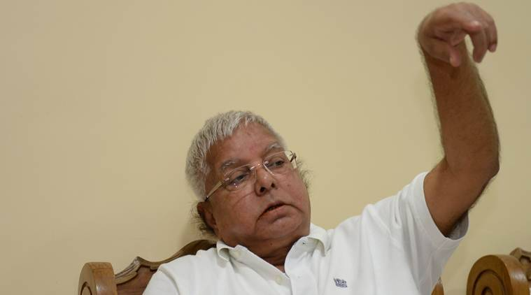 Lalu fails to appear in court in fodder scam case