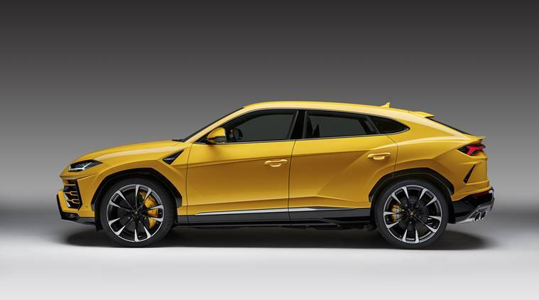 Lamborghini Launches World S First Super Suv Pictures Specs And