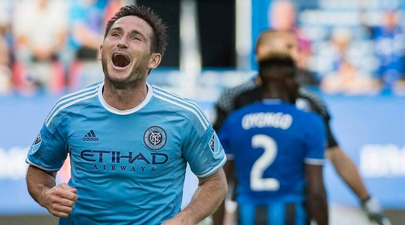 Frank Lampard retirement in 2017