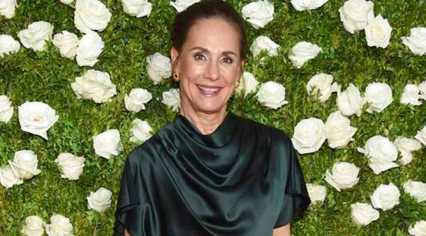 Laurie Metcalf in lady bird